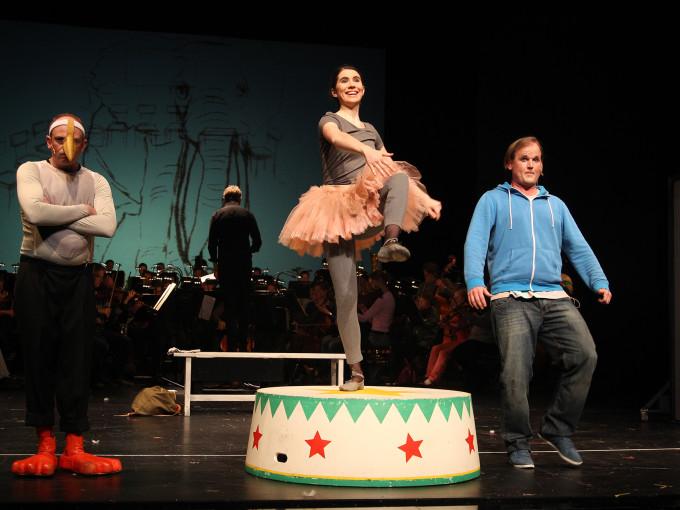 Familienkonzerte - Theater Bremen